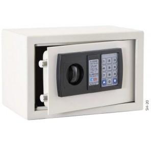 BTV SH Caja fuerte blanca